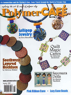 Polymer Cafe Magazines Crafts