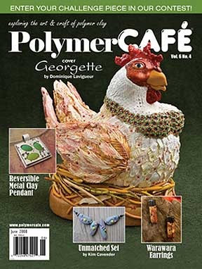 PolymerCAFE - June 2008