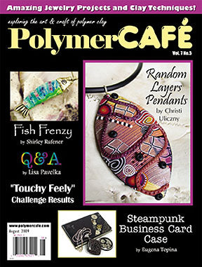 PolymerCAFE - August 2009