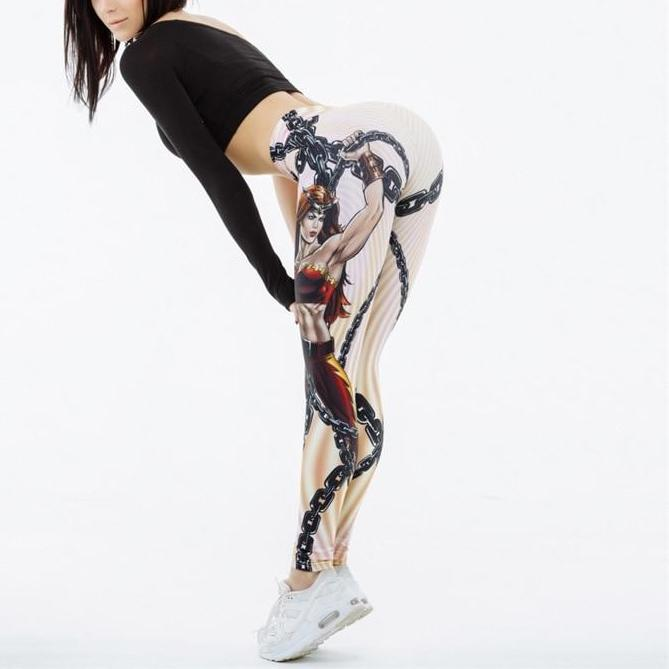 wonder woman Leggings / Yoga Pants