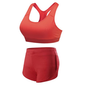 Yoga /  Fitness Bra And Shorts Set