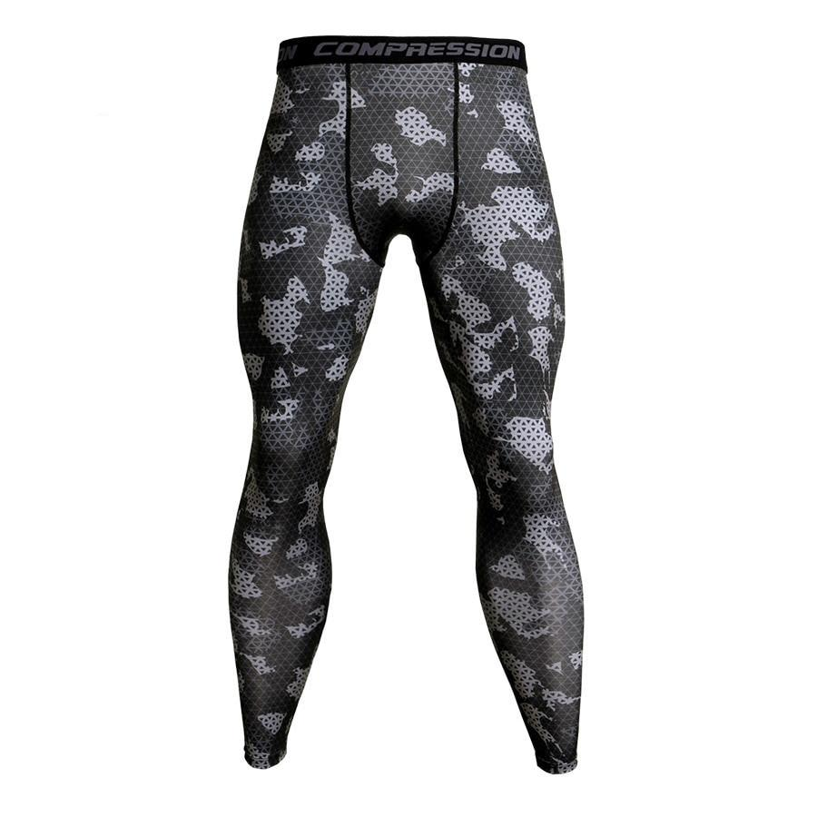 Camouflage Compression Pants ( Workout Leggings)