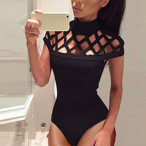 Caged Bodysuit