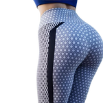 """Geometric"" Honeycomb Leggings"