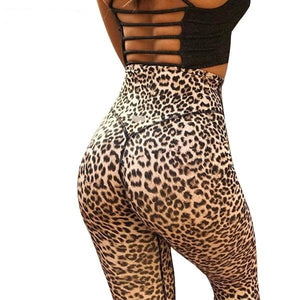 Cheetah Animal Paw Leggings