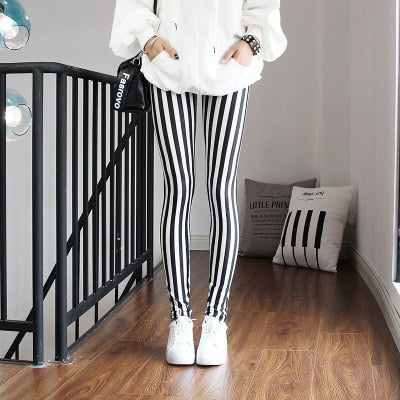 [Leggings] - Vintage-Flame / Leggings