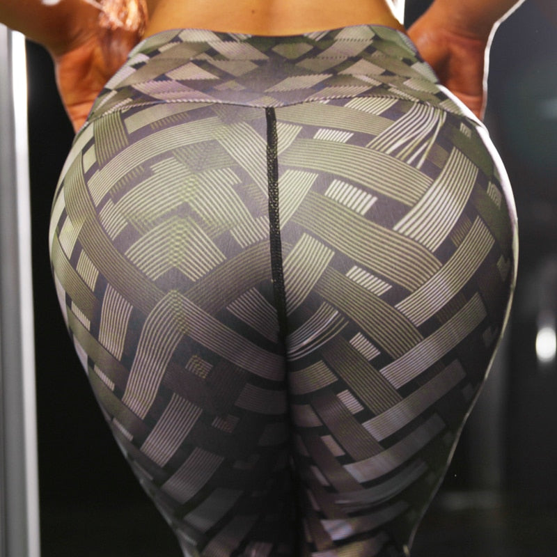 Charlotte Net Leggings