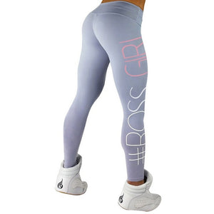 "Lift and Squat ""Hashtag"" Leggings"