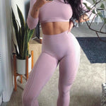 Flawless Tights Seamless Leggings