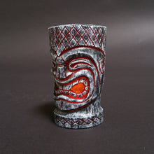 Load image into Gallery viewer, Miniature Mana Tiki FIRE