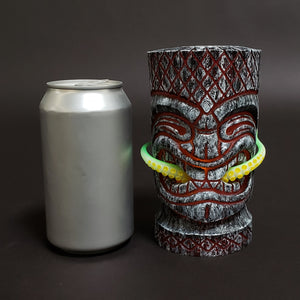 Miniature Mana Tiki Fire Octopus Bite