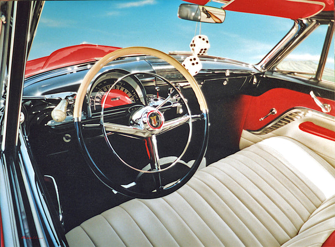 53 MERCURY- Limited Edition
