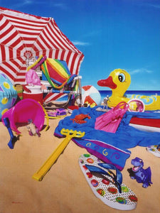 BEACH TOYS - Limited Edition