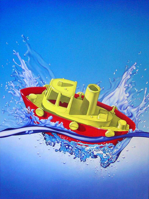 TOY BOAT - Limited Edition