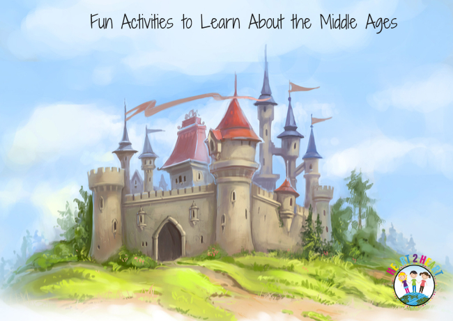 Eight Activities to Learn About the Middle Ages