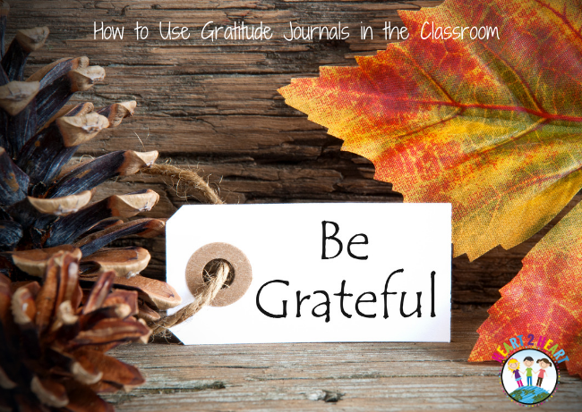 How to Use Gratitude Journals in the Classroom