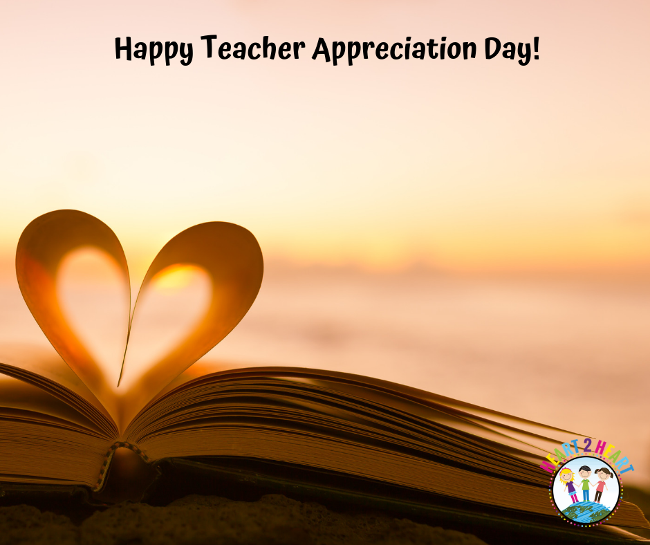 Time to Celebrate Teachers With a Teacher Appreciation Giveaway