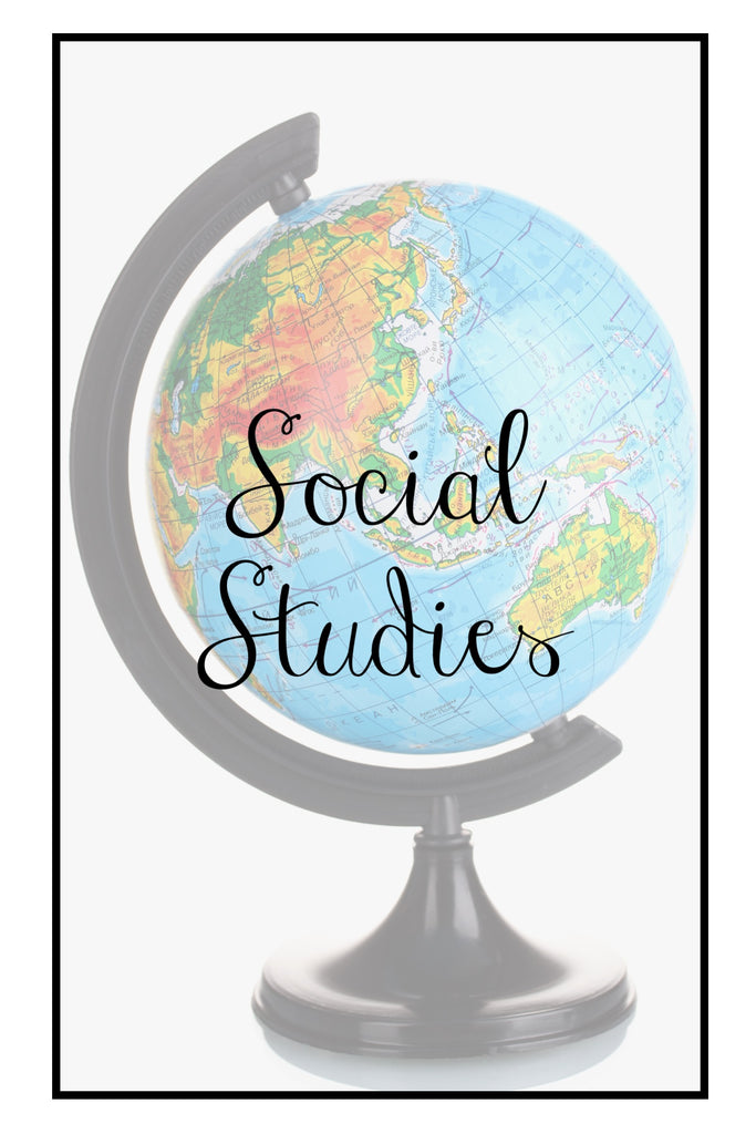 Social Studies Resources by Heart 2 Heart Teaching