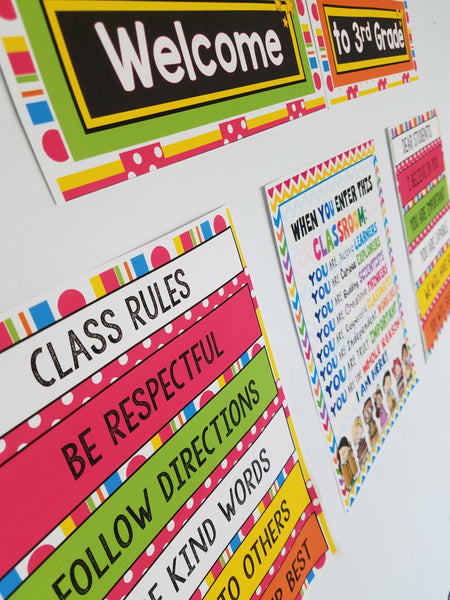 5 ways to set up your classroom for success
