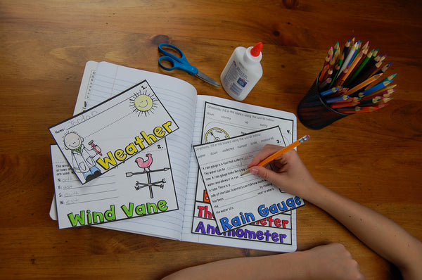 Weather Instruments Activities for Kids