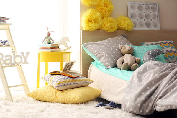 Child's bedroom design