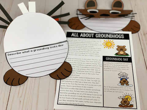 Groundhog Day Activities for Kids