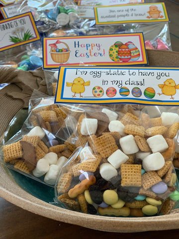 Chex Mix Treat Bags