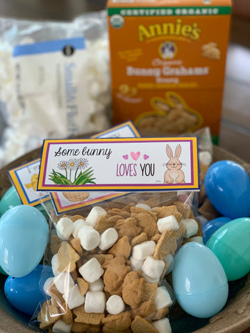 Easter Treat Bags Ideas