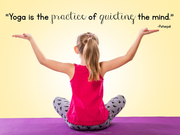 3 Brilliant Ways to Use Yoga in the Classroom