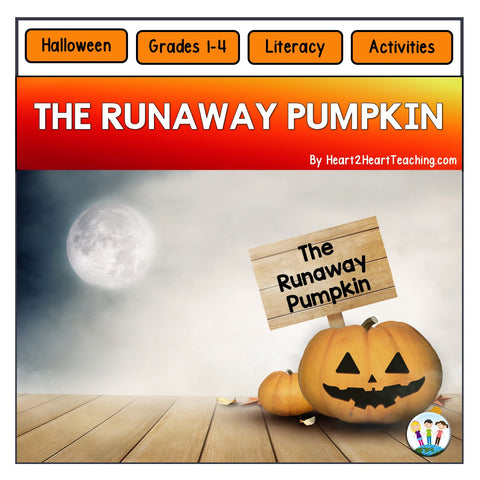 The Runaway Pumpkin Activities for Kids