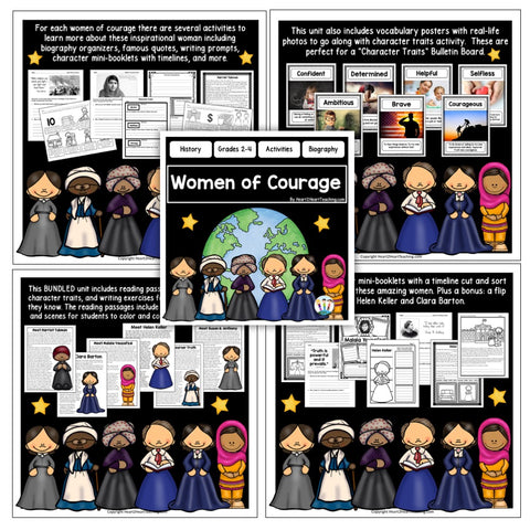 Activities to Celebrate Women's History Month