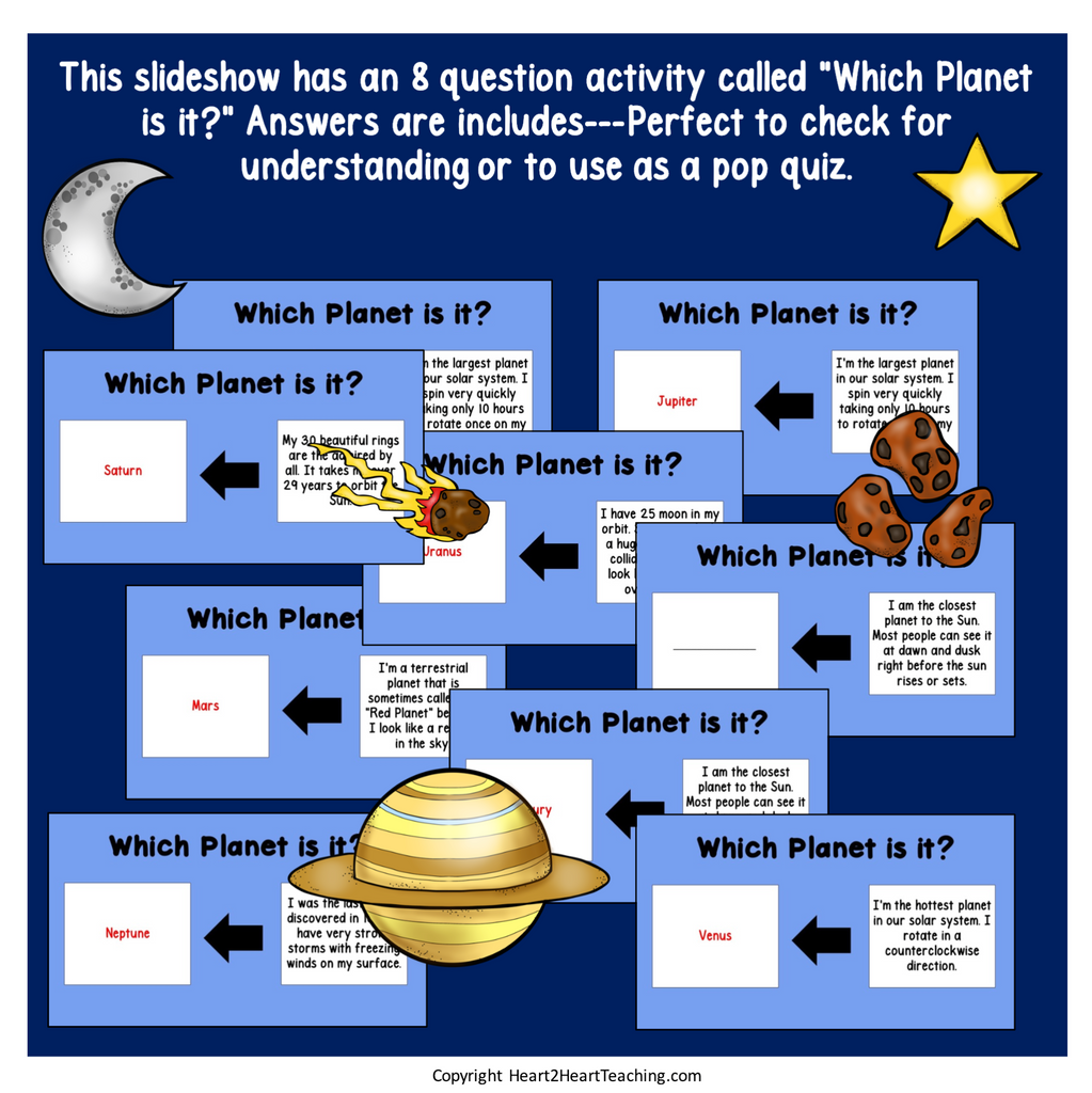 Let's Explore Our Solar System PowerPoint