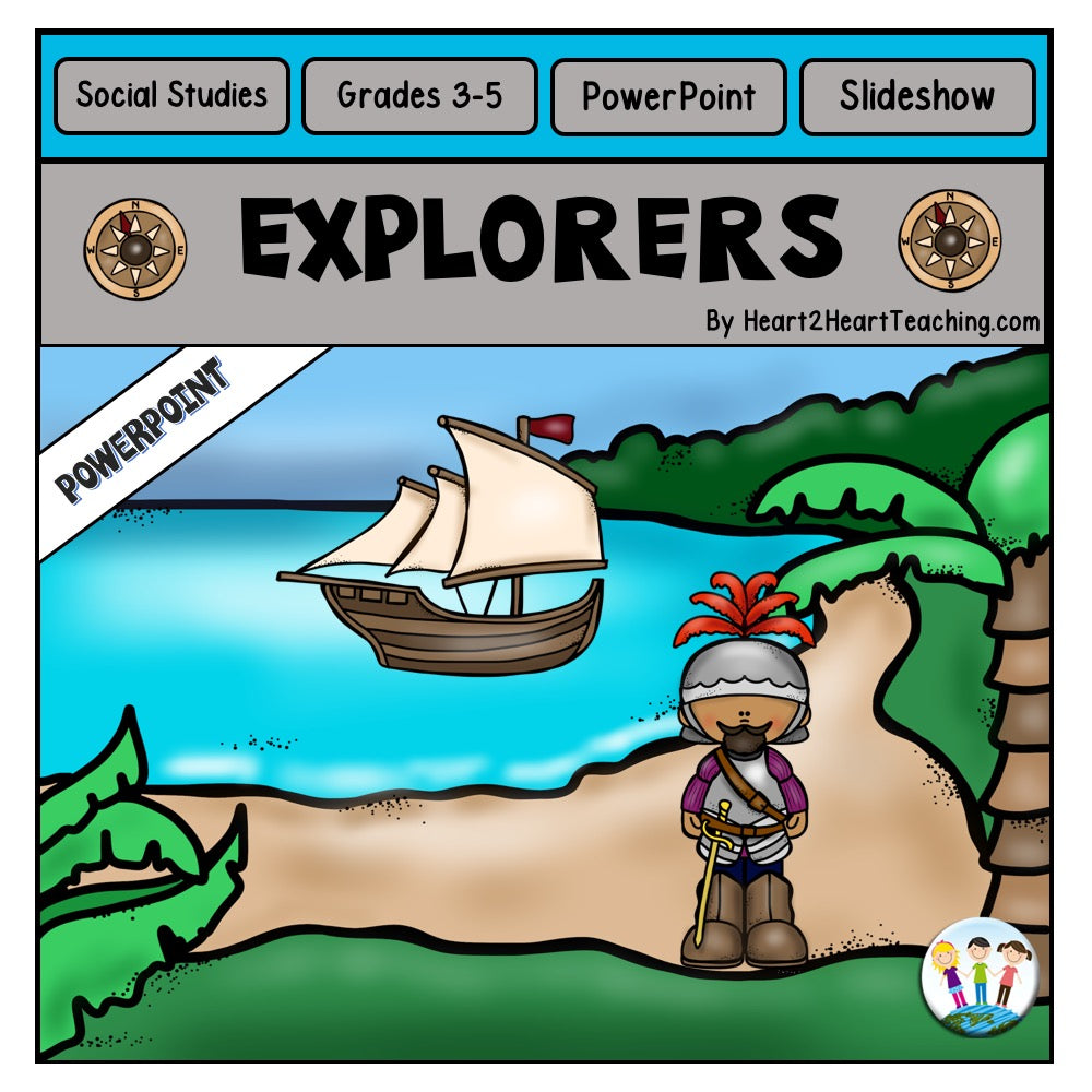 Early European Explorers Powerpoint: The Age of Exploration