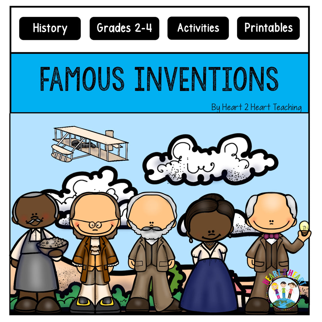 Famous Inventors & Inventions That Changed the World