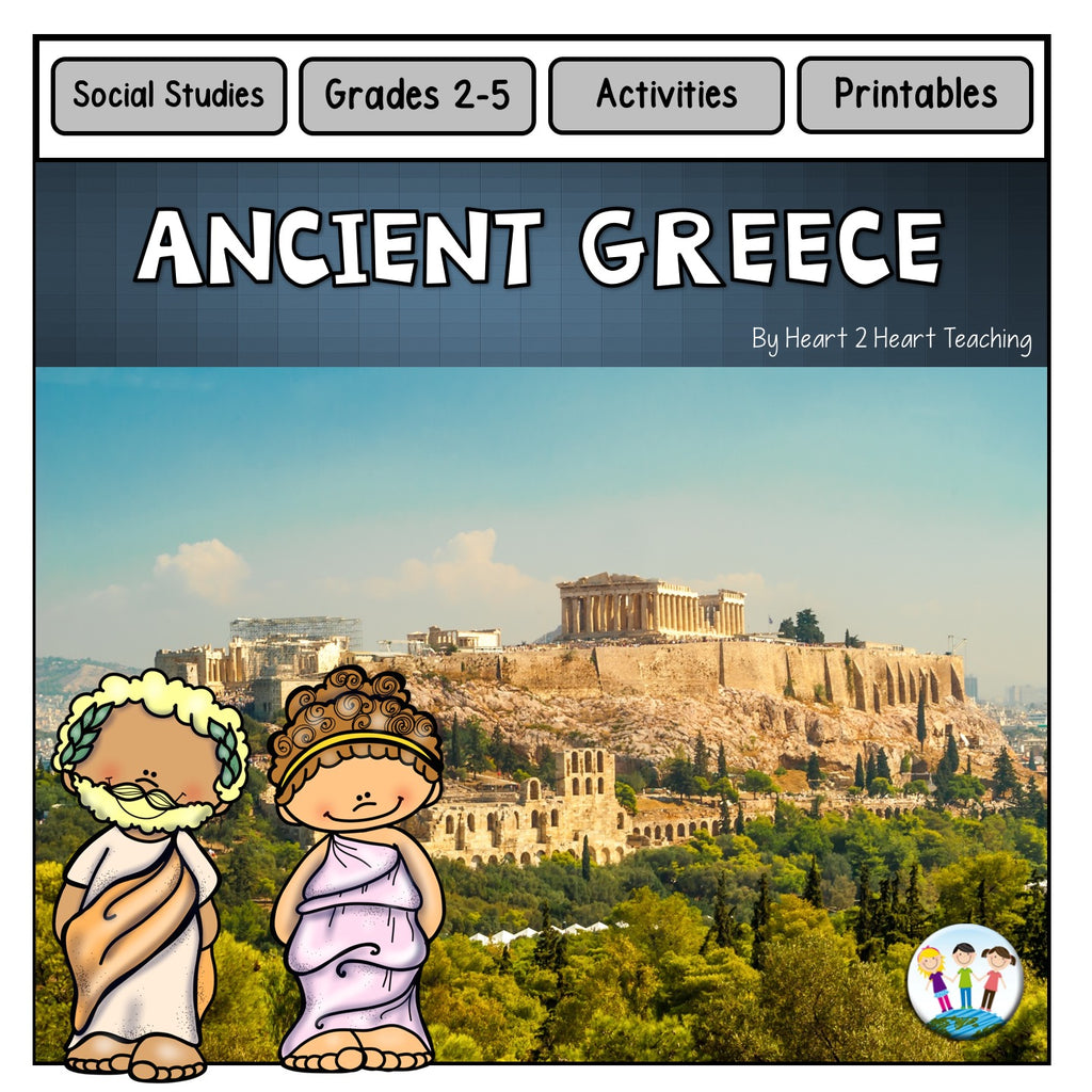 Take a Step Back in Time and Learn All About Ancient Greece