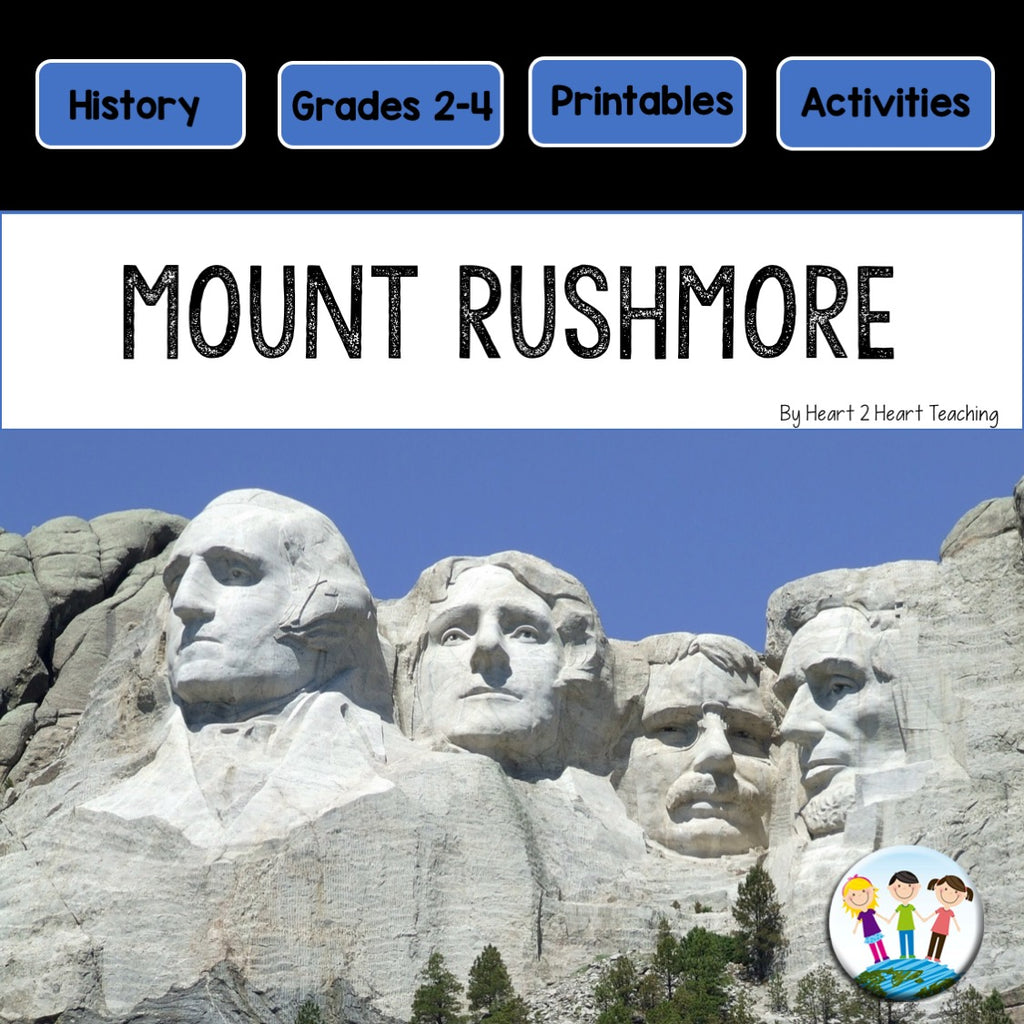Let's Learn About the Mount Rushmore