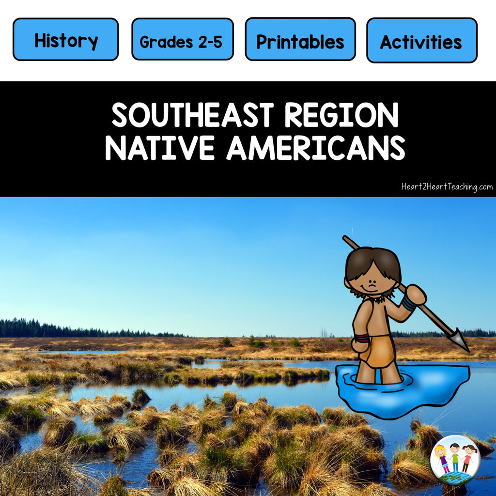 Native Americans That Lived in the Southeast Region