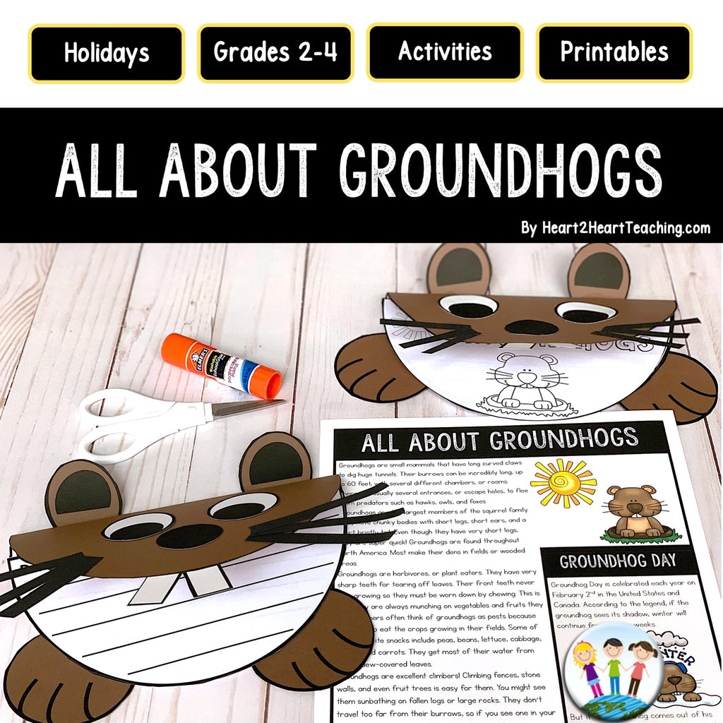 Groundhog Day Craft Project