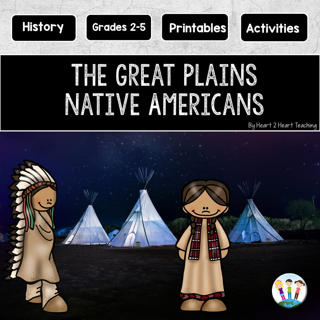 Native Americans That Lived in the Great Plains Region