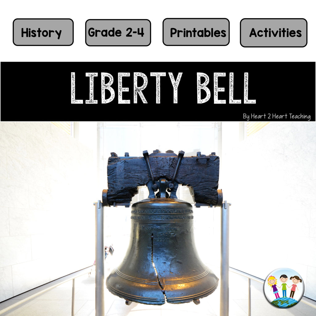 Let's Learn About the Liberty Bell