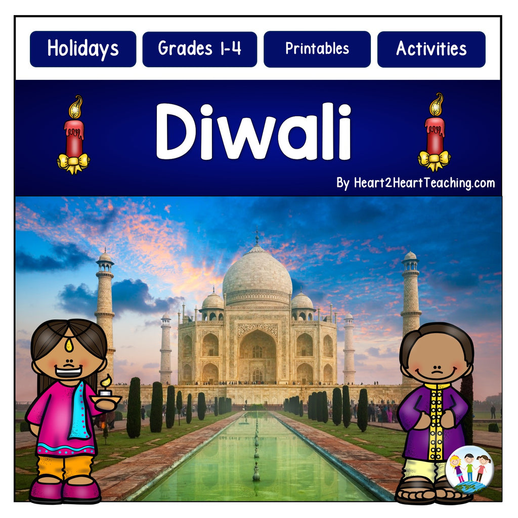 Winter Holidays Around the World: Let's Learn All About Diwali