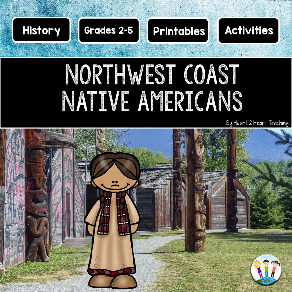 Native Americans That Lived in the Northwest Coastal Region