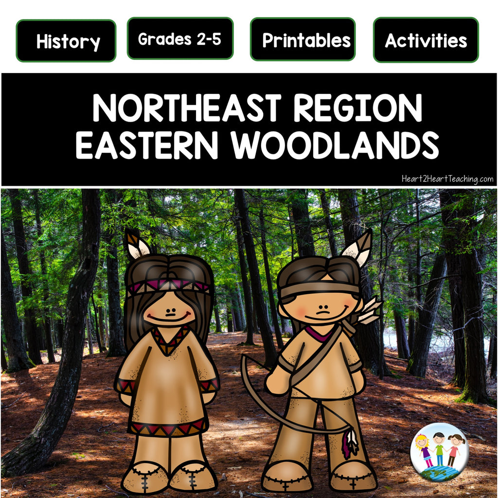 Native Americans That Lived in the Northeast Region (Eastern Woodlands)