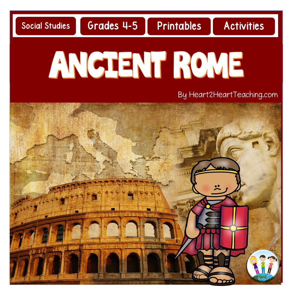 Take a Step Back in Time and Learn All About Ancient Rome