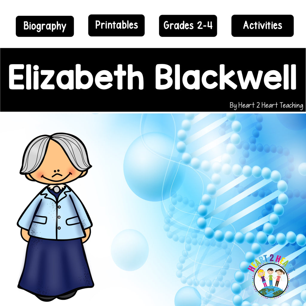 America's First Female Doctor: The Life Story of Elizabeth Blackwell