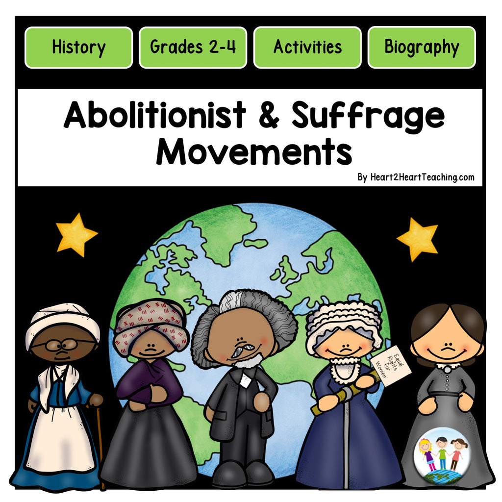 Abolitionist & Suffrage Movements