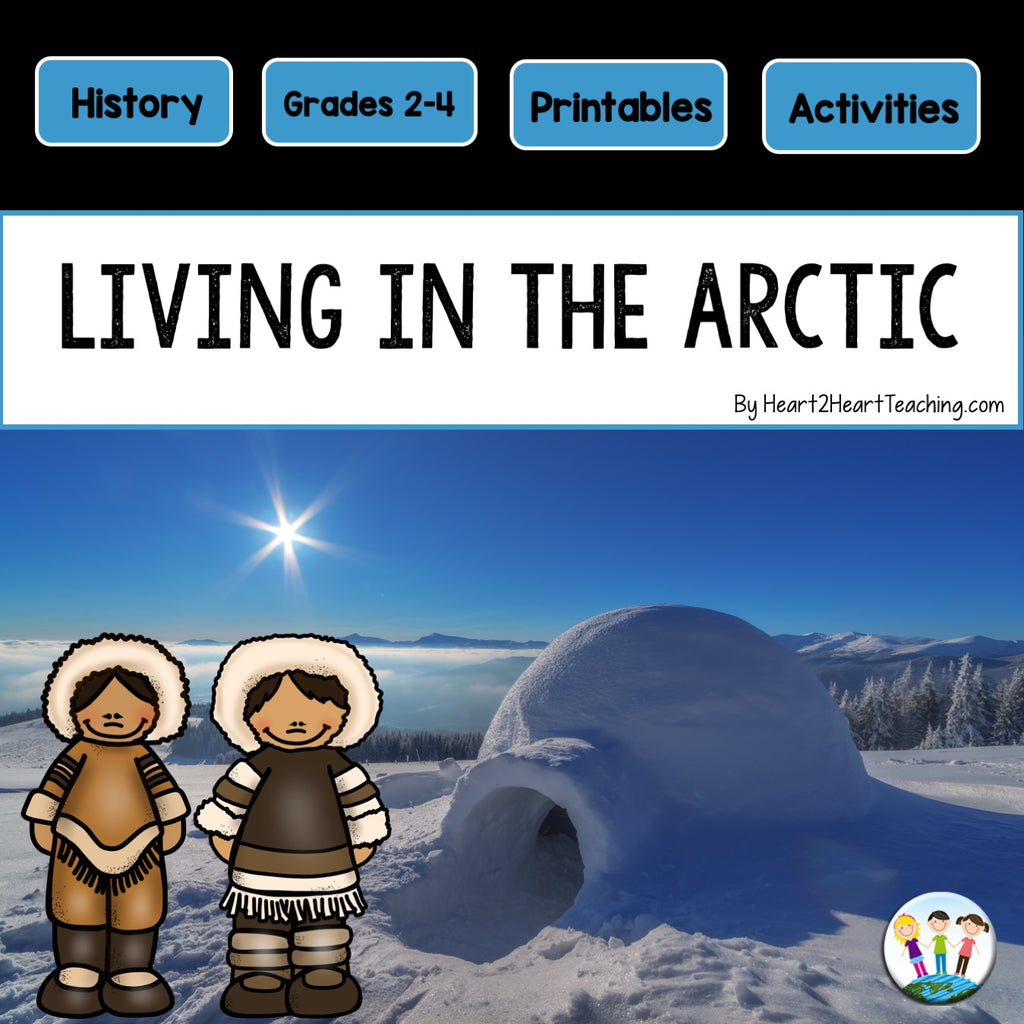 Native Americans: That Lived in the Arctic Region