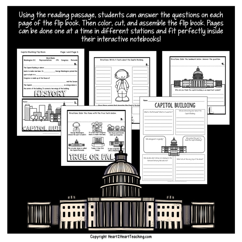Let's Learn About the Capitol Building