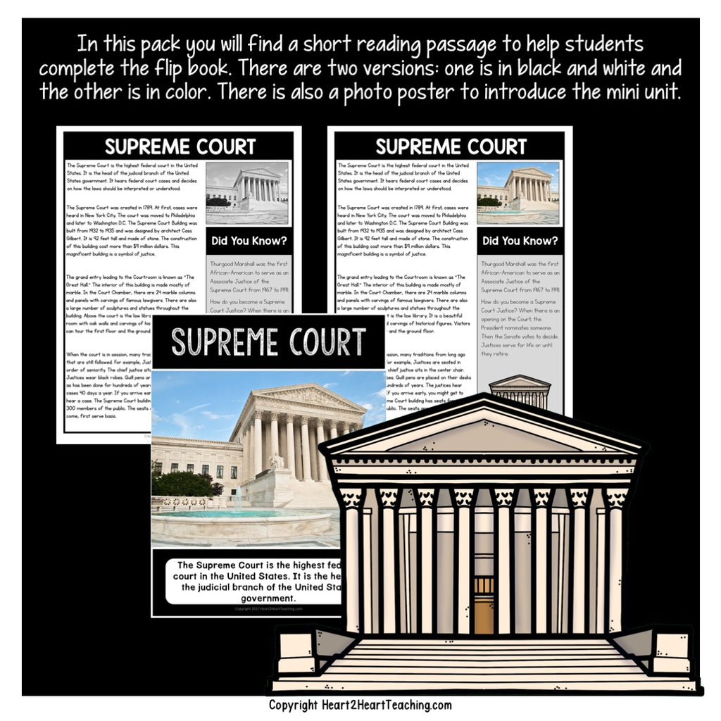 Let's Learn About the Supreme Court