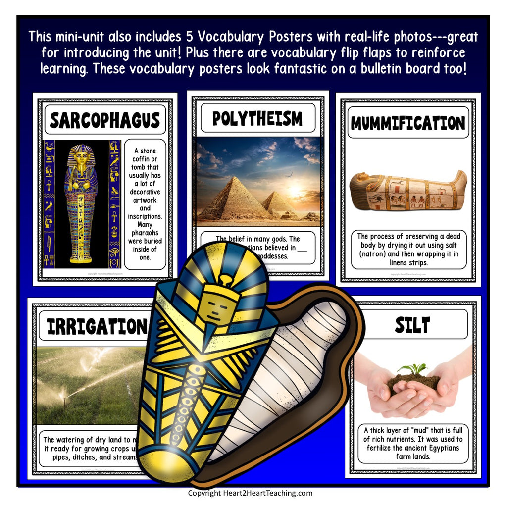 Daily Life in Ancient Egypt Unit